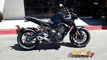 2018 Yamaha MT-09 for sale 200639957