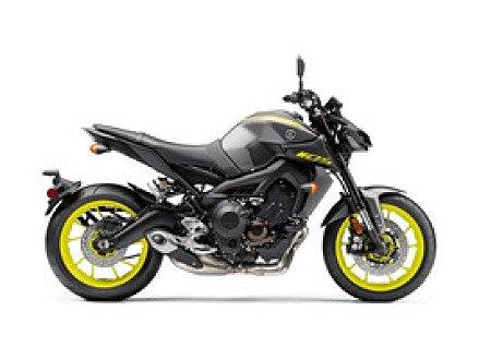2018 Yamaha MT-09 for sale 200616795