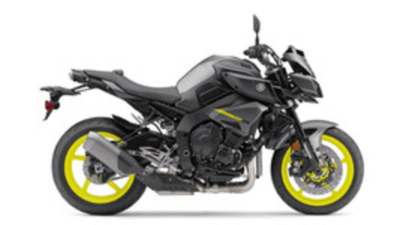 2018 Yamaha MT-10 for sale 200534985
