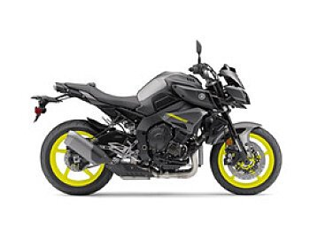 2018 Yamaha MT-10 for sale 200545143