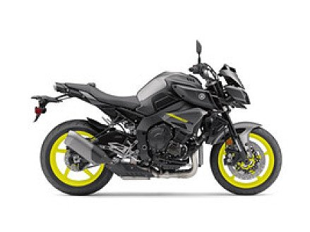 2018 Yamaha MT-10 for sale 200534985