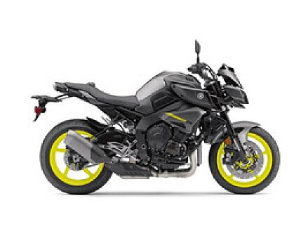2018 Yamaha MT-10 for sale 200538821