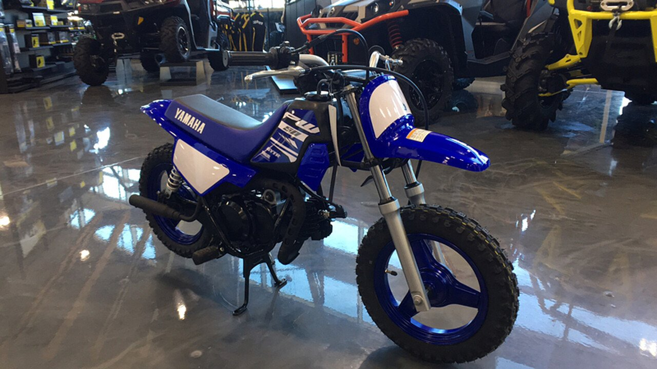 2018 Yamaha PW50 for sale 200515572