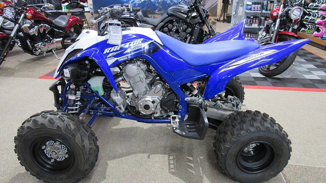 2018 Yamaha Raptor 700R for sale 200580236