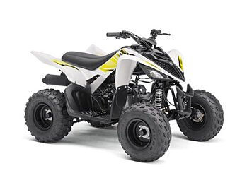2018 Yamaha Raptor 90 for sale 200531581