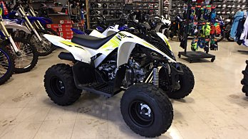 2018 Yamaha Raptor 90 for sale 200615026