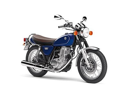 2018 Yamaha SR400 for sale 200495203