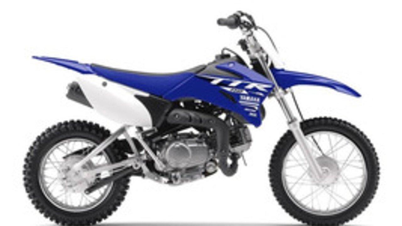 2018 Yamaha TT-R110E for sale 200528053