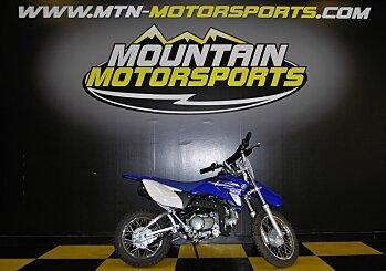 2018 Yamaha TT-R110E for sale 200559621