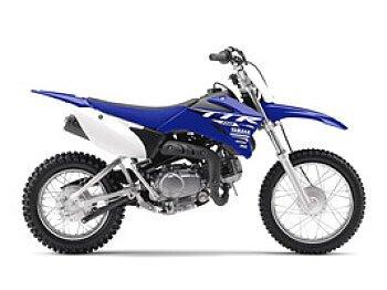 2018 Yamaha TT-R110E for sale 200581942
