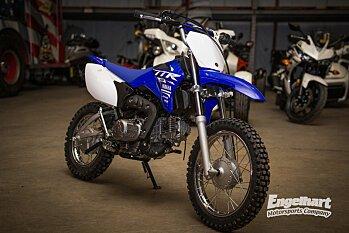 2018 Yamaha TT-R110E for sale 200582198