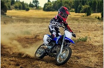 2018 Yamaha TT-R110E for sale 200619305