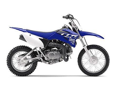 2018 Yamaha TT-R110E for sale 200537502