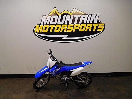 2018 Yamaha TT-R110E for sale 200538440