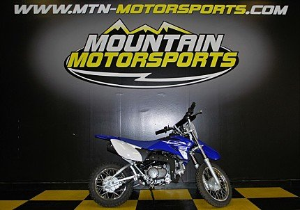 2018 Yamaha TT-R110E for sale 200559328