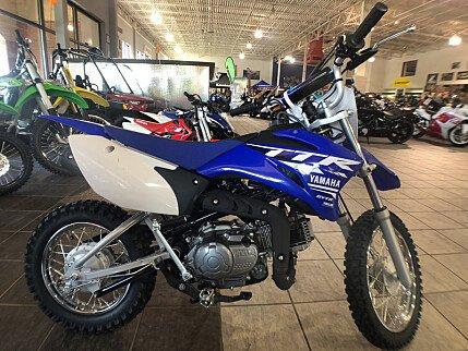 2018 Yamaha TT-R110E for sale 200564944