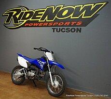 2018 Yamaha TT-R110E for sale 200598288