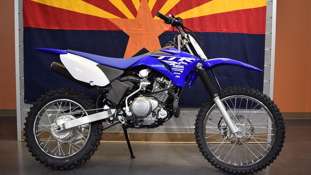 2018 Yamaha TT-R125LE for sale 200515703