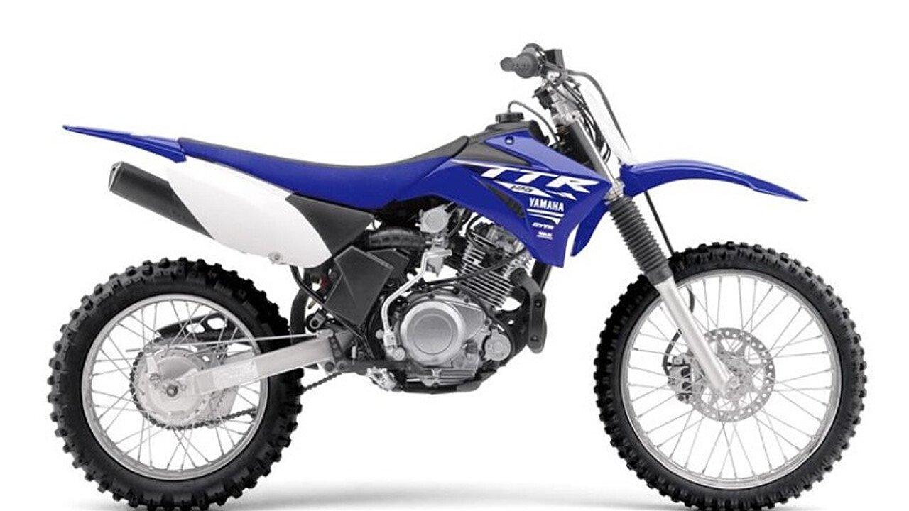 2018 Yamaha TT-R125LE for sale 200565113