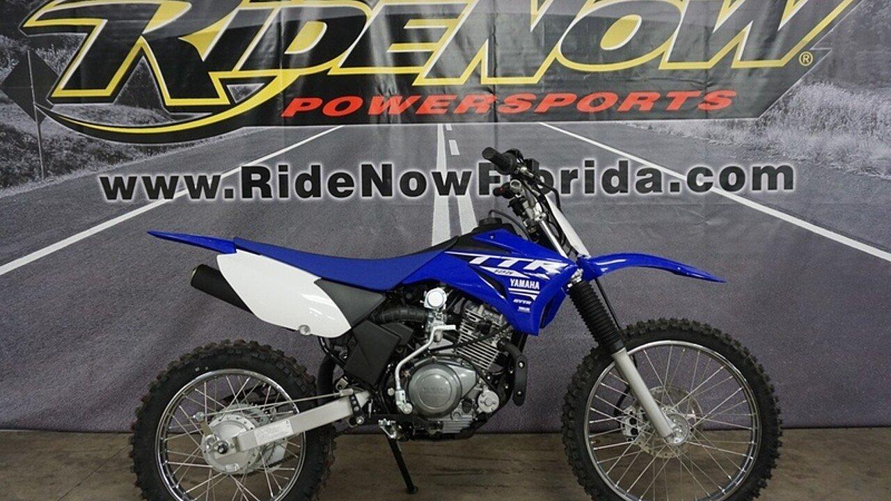 2018 Yamaha TT-R125LE for sale 200570484