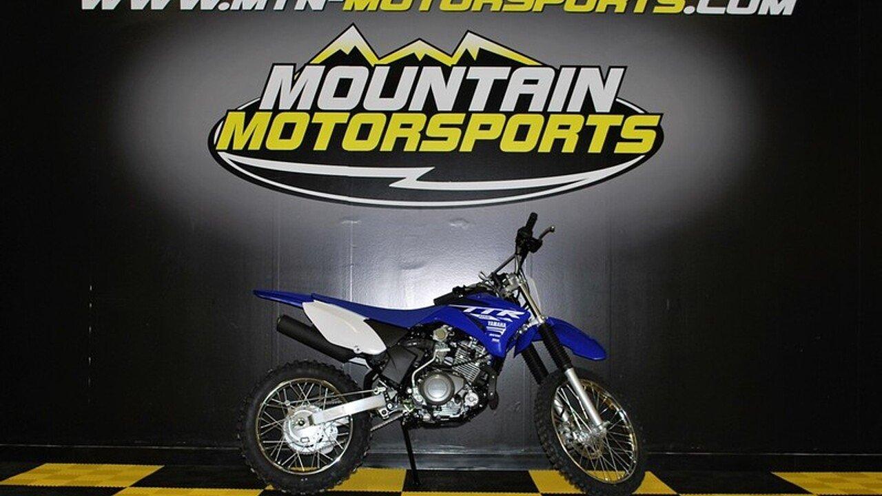 2018 Yamaha TT-R125LE for sale 200585096