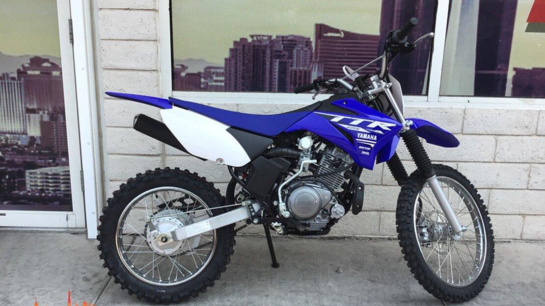 2018 Yamaha TT-R125LE for sale 200612057