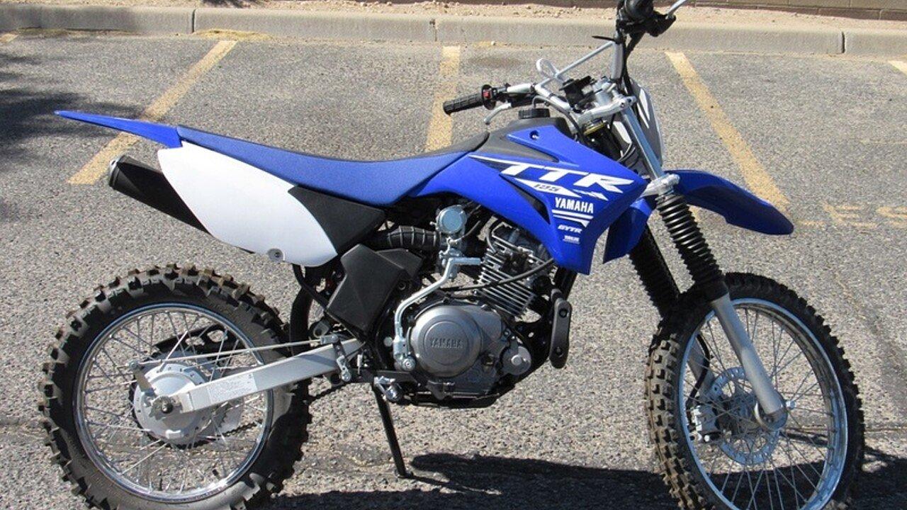 2018 Yamaha TT-R125LE for sale 200620565