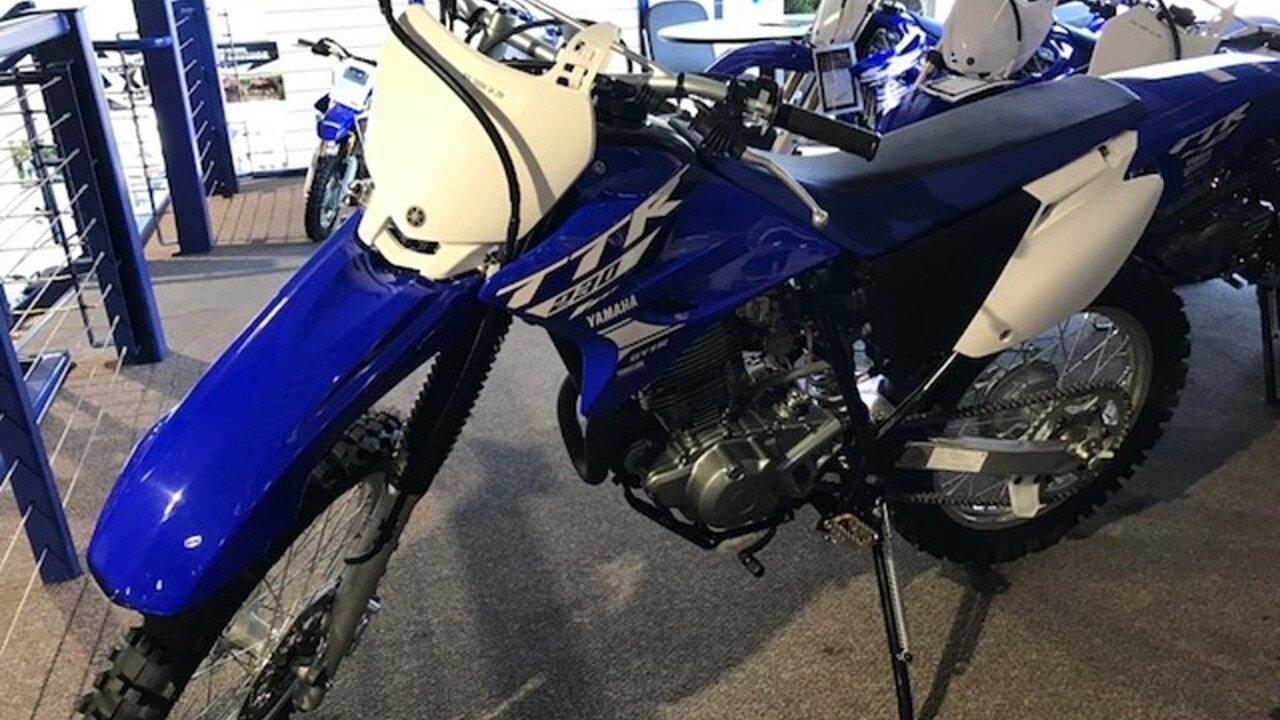 2018 Yamaha TT-R230 for sale 200580251