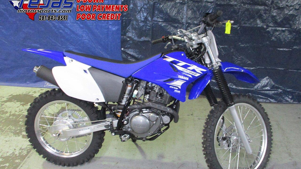 2018 Yamaha TT-R230 for sale 200584560