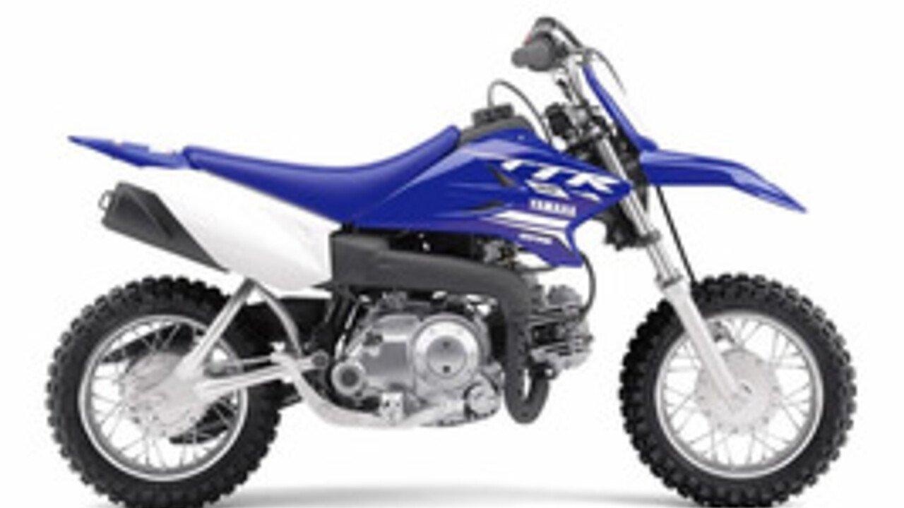 2018 Yamaha TT-R50E for sale 200504522
