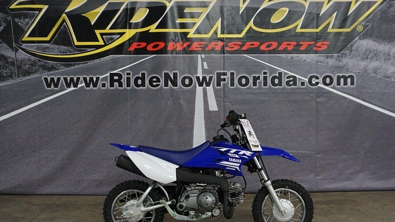 2018 Yamaha TT-R50E for sale 200570073