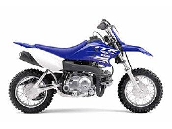 2018 Yamaha TT-R50E for sale 200574107