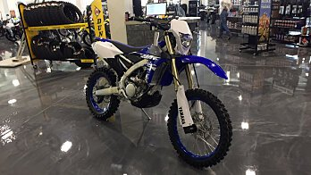 2018 Yamaha WR250F for sale 200491947