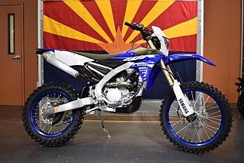 2018 Yamaha WR250F for sale 200515349