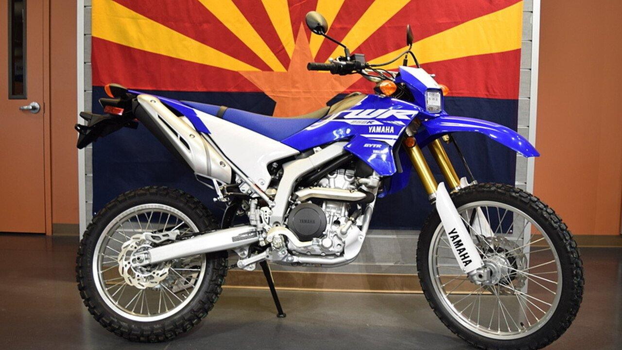 2018 yamaha wr250r for sale near chandler arizona 85286 for Yamaha wr250r horsepower
