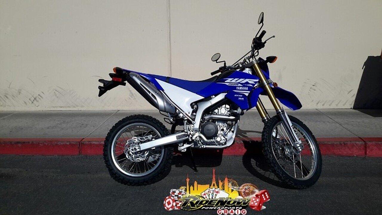 2018 Yamaha WR250R for sale 200591296