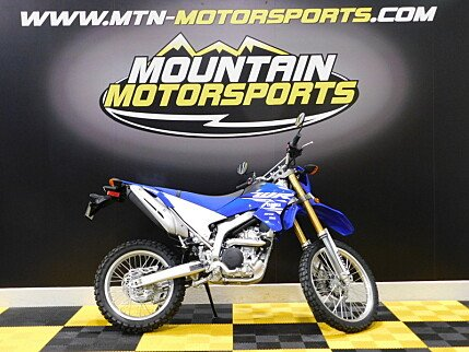 2018 Yamaha WR250R for sale 200540829