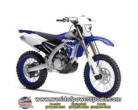 2018 Yamaha WR250R for sale 200637209