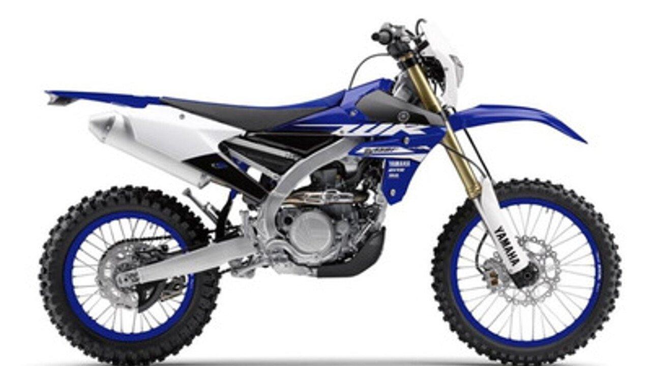 2018 Yamaha WR450F for sale 200529289