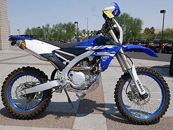 2018 Yamaha WR450F for sale 200610753