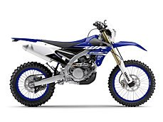 2018 Yamaha WR450F for sale 200492134