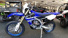 2018 Yamaha WR450F for sale 200572239