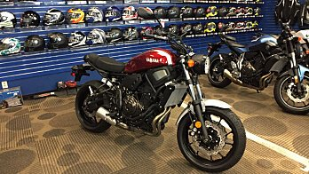 2018 Yamaha XSR700 for sale 200515276