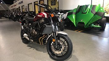 2018 Yamaha XSR700 for sale 200518006