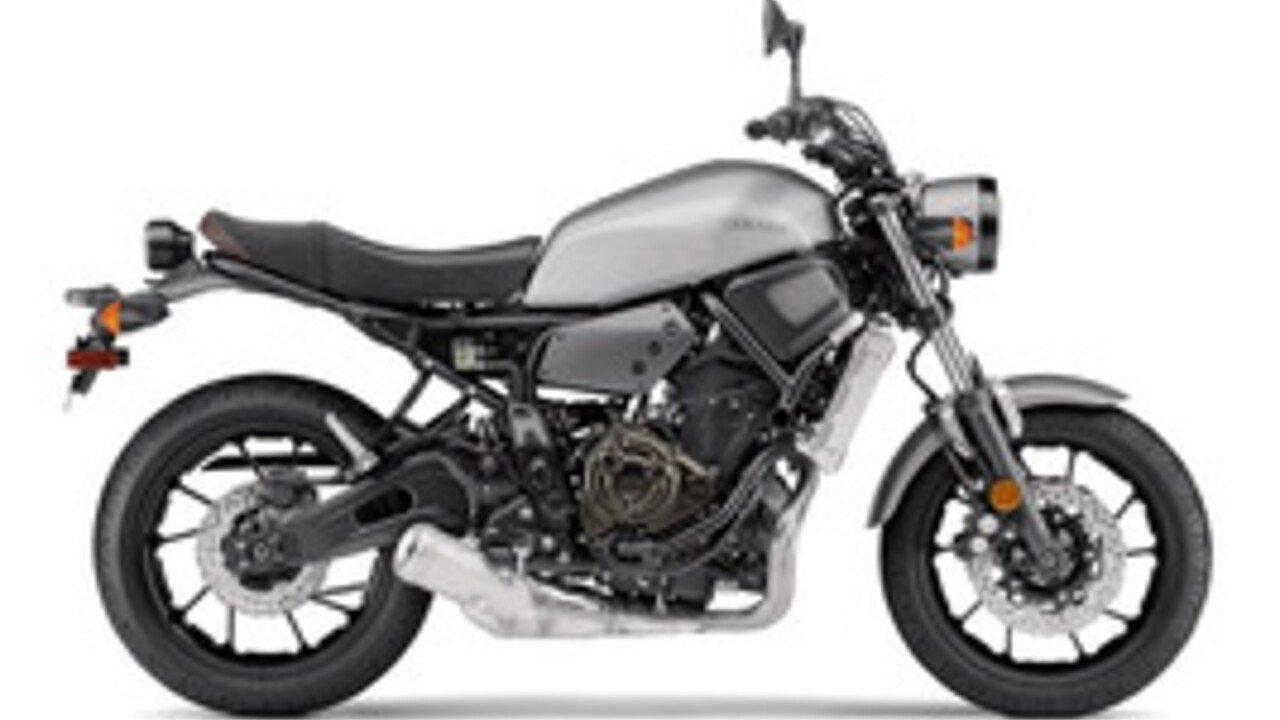 2018 Yamaha XSR700 for sale 200555164