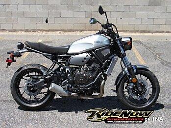 2018 Yamaha XSR700 for sale 200565376