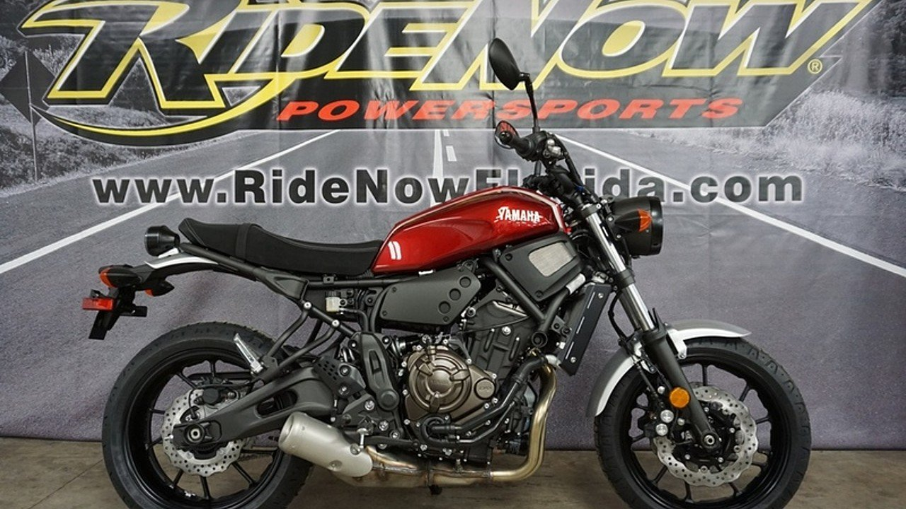 2018 Yamaha XSR700 for sale 200570238