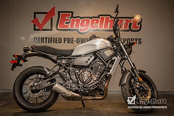 2018 Yamaha XSR700 for sale 200610238