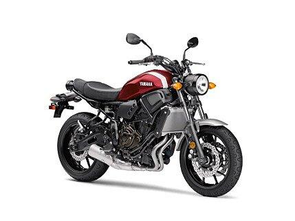 2018 Yamaha XSR700 for sale 200501513