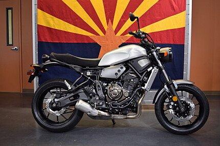 2018 Yamaha XSR700 for sale 200509722